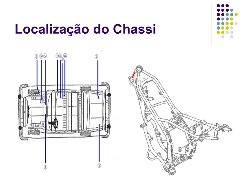 Localização do Chassi