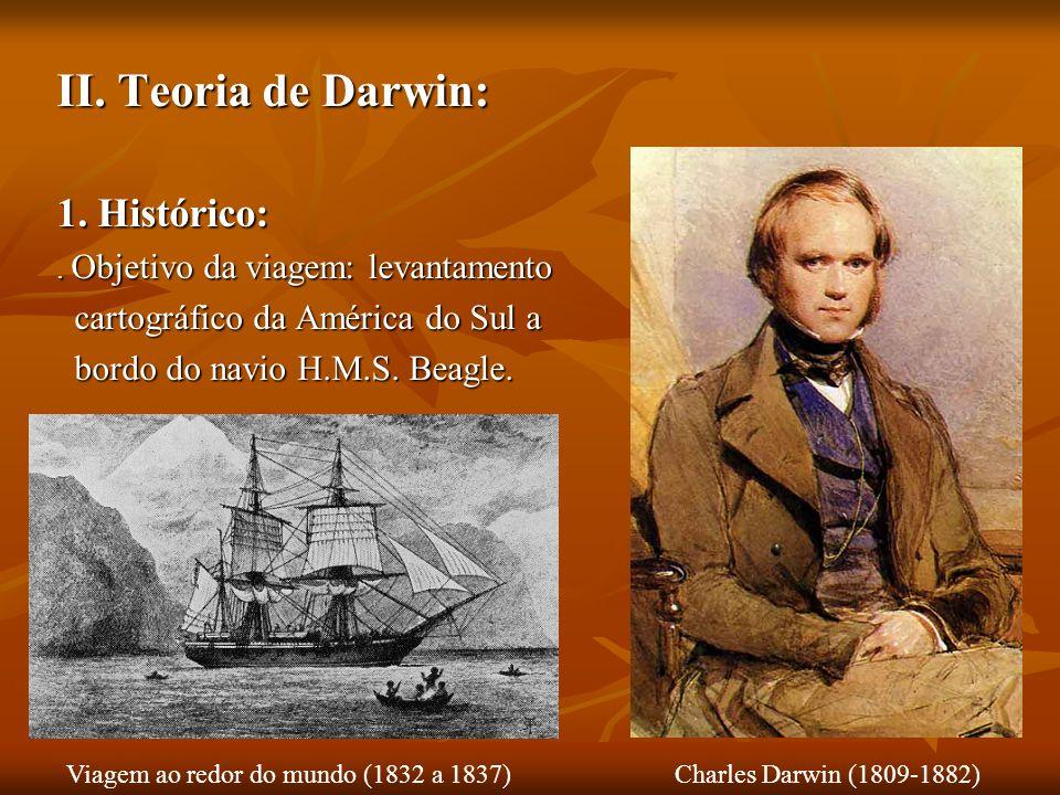 Viagem ao redor do mundo (1832 a 1837)