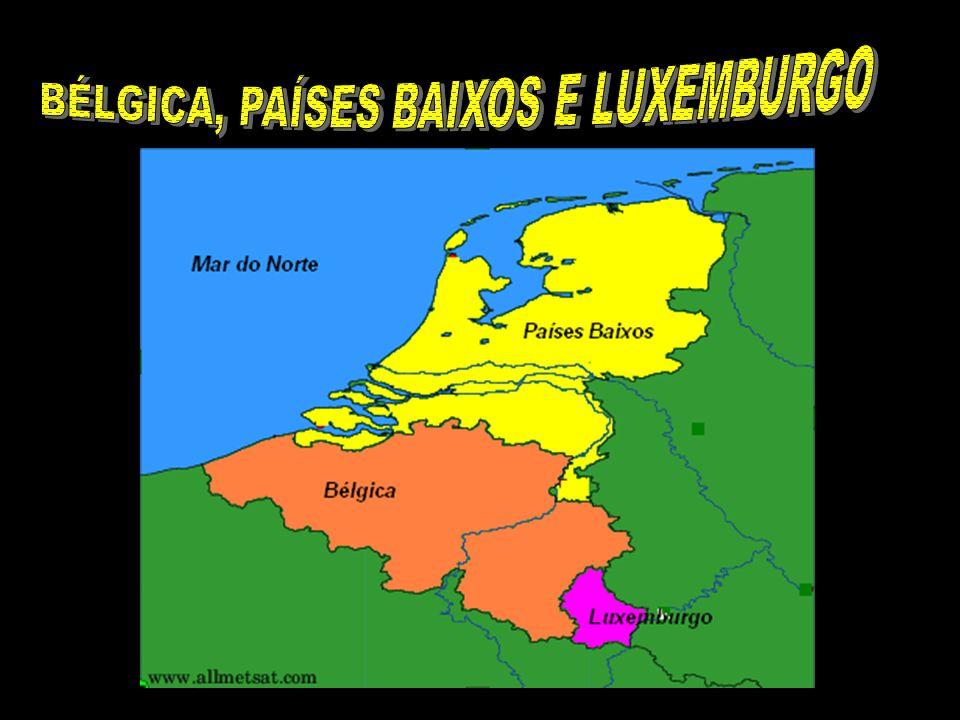 BÉLGICA, PAÍSES BAIXOS E LUXEMBURGO