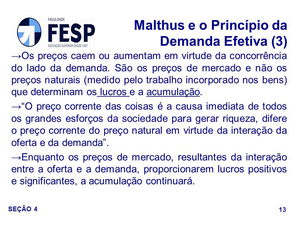 Malthus e o Princípio da Demanda Efetiva (3)