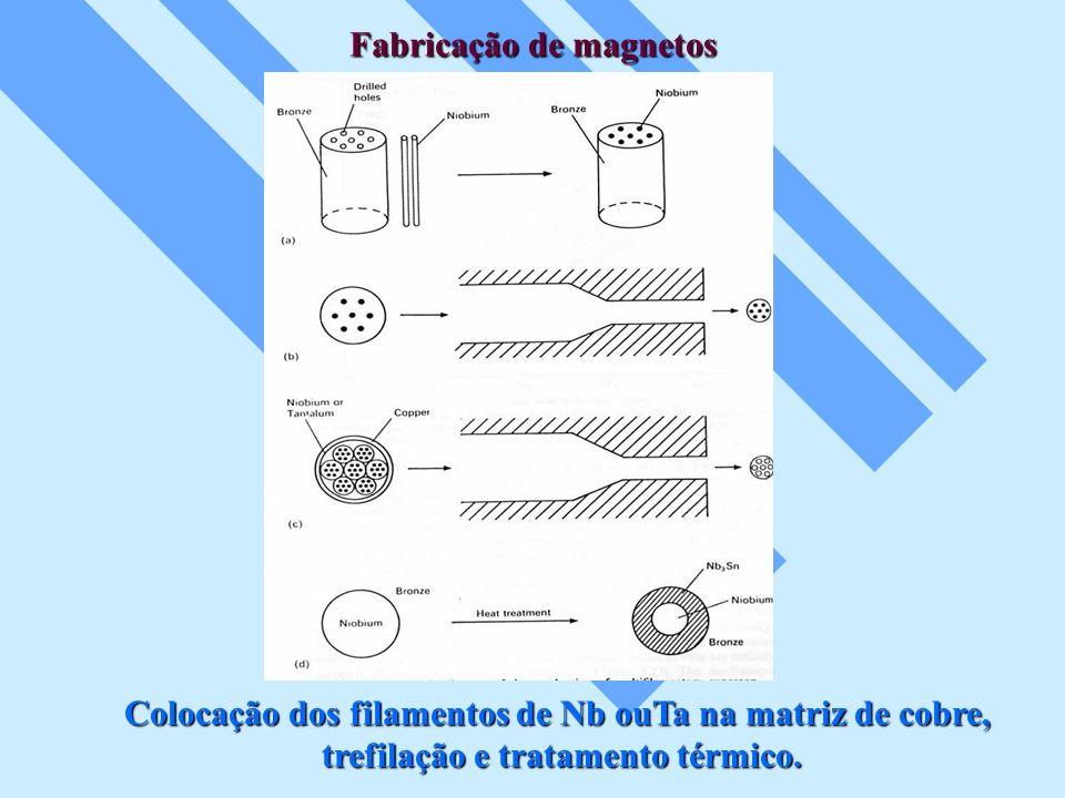 Fabricação de magnetos