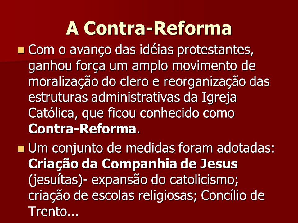 A Contra-Reforma