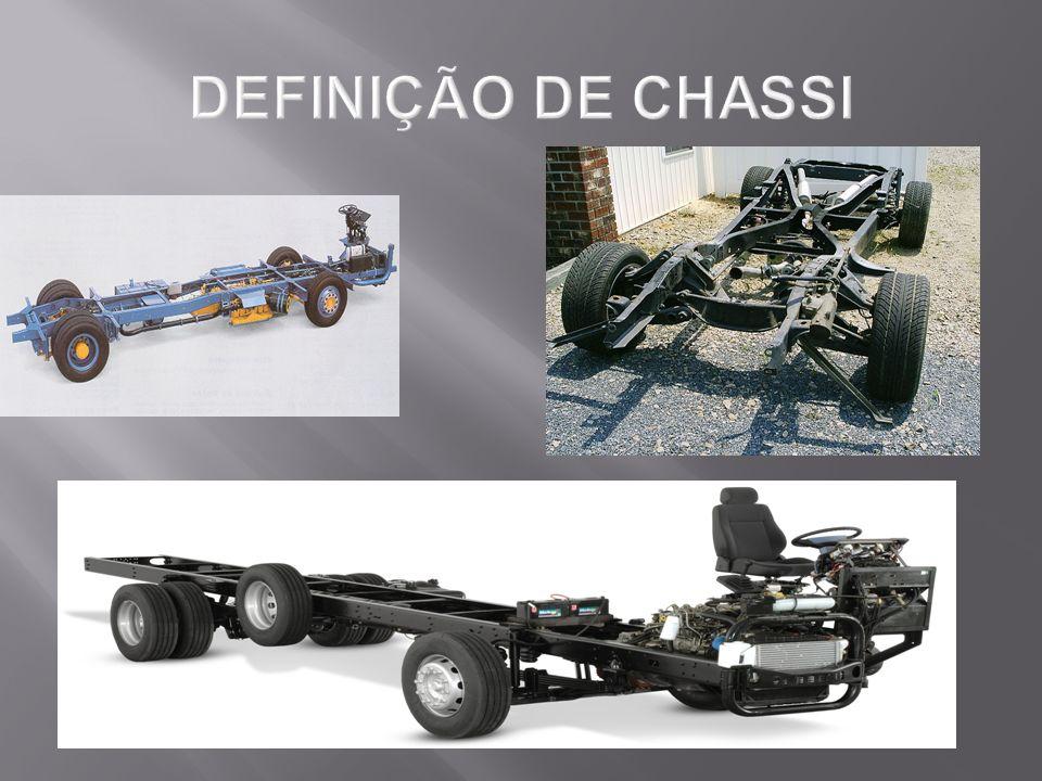 DEFINIÇÃO DE CHASSI