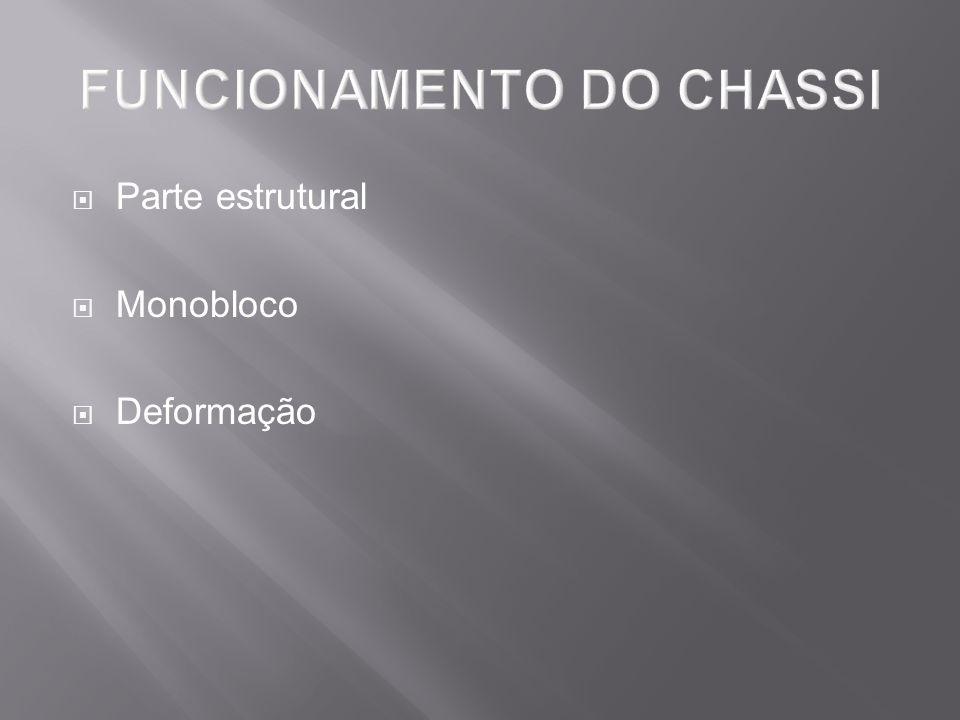 FUNCIONAMENTO DO CHASSI