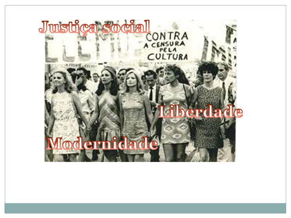 Justiça social Liberdade Modernidade