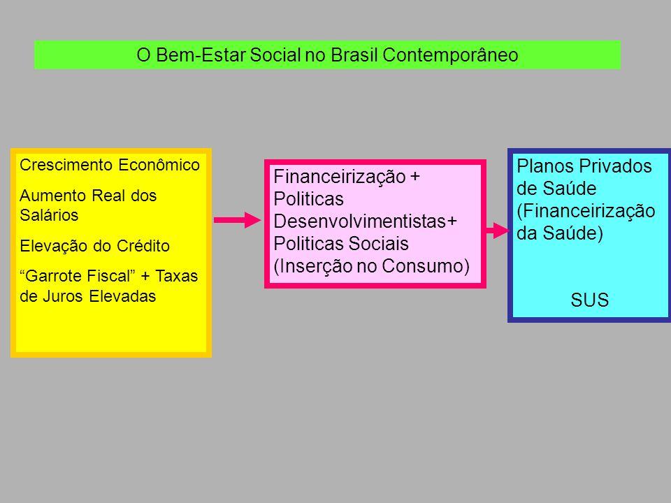O Bem-Estar Social no Brasil Contemporâneo