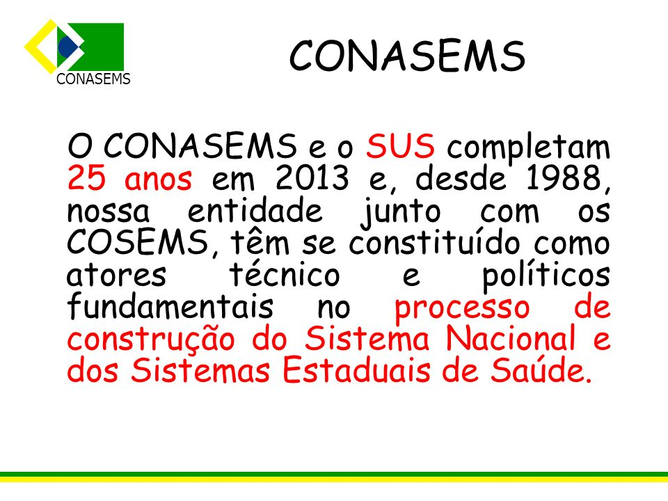 CONASEMS