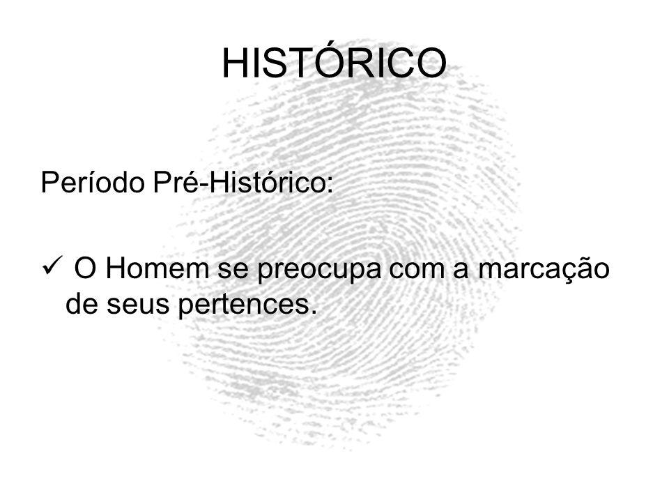 HISTÓRICO Período Pré-Histórico:
