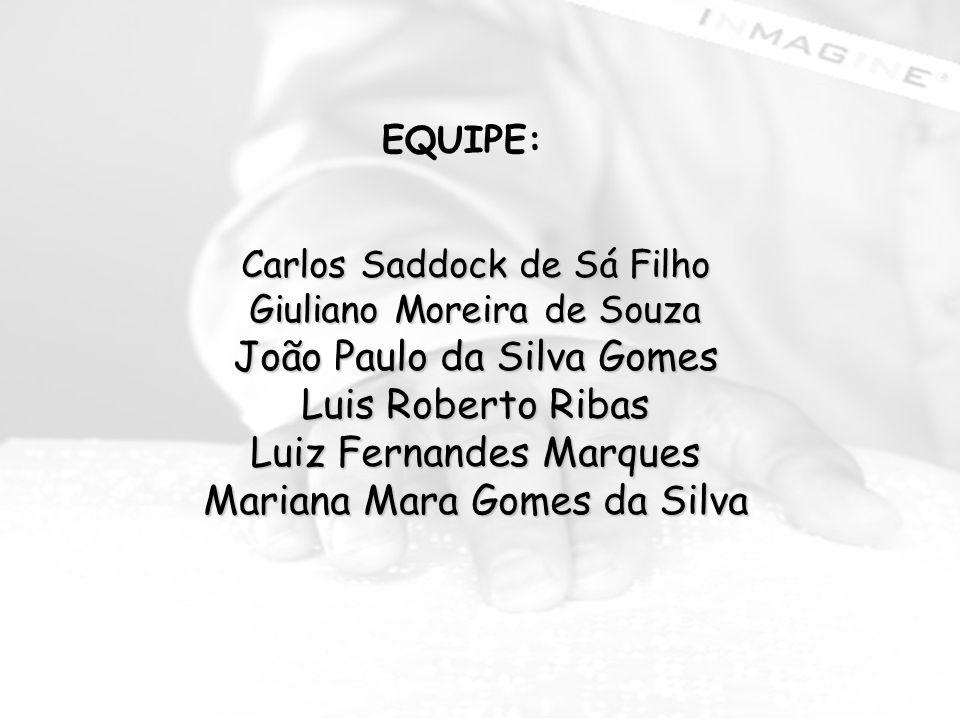 João Paulo da Silva Gomes Luis Roberto Ribas Luiz Fernandes Marques