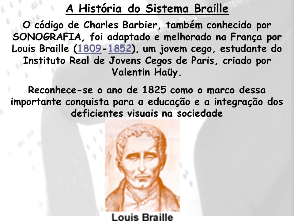 A História do Sistema Braille