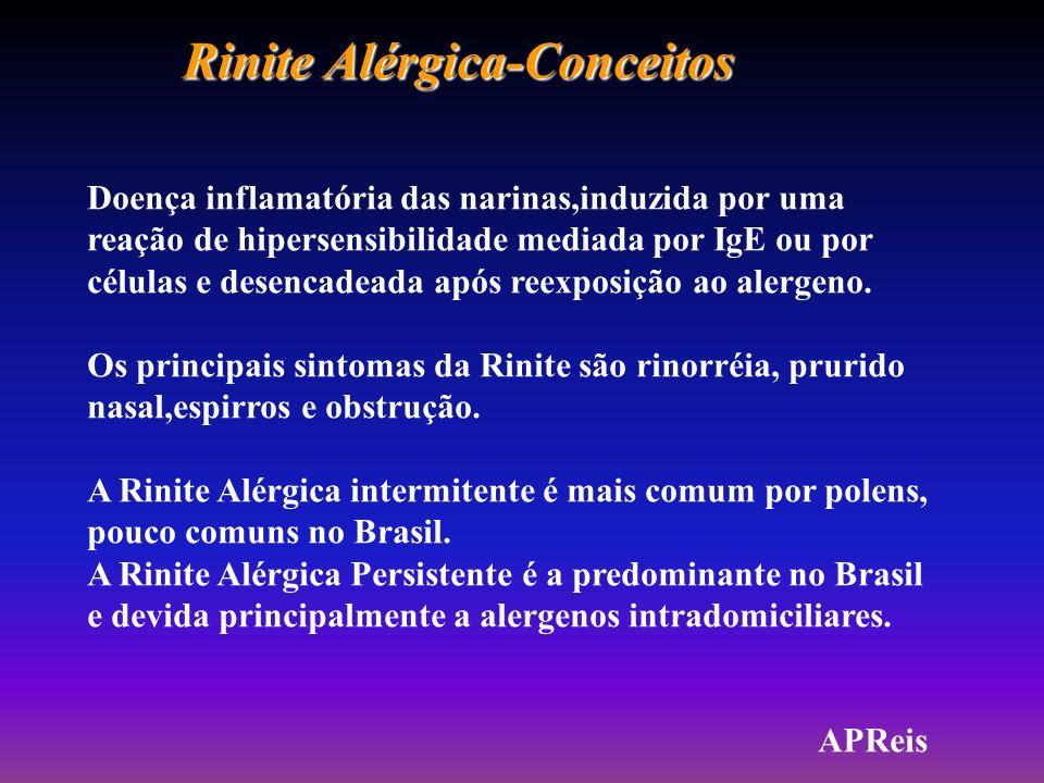Rinite Alérgica-Conceitos