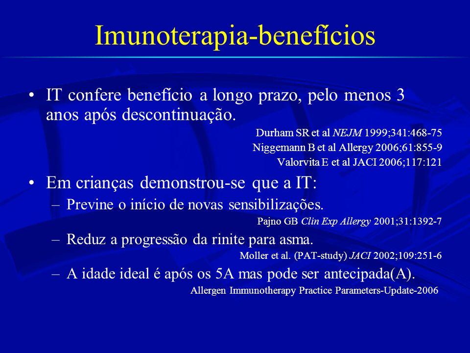 Imunoterapia-benefícios
