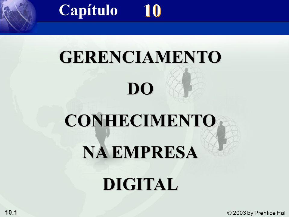 GERENCIAMENTO DO CONHECIMENTO NA EMPRESA DIGITAL