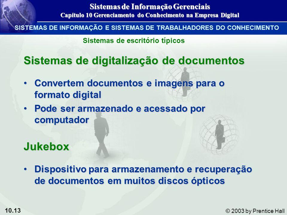 Sistemas de digitalização de documentos
