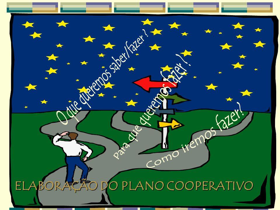 ELABORAÇÃO DO PLANO COOPERATIVO