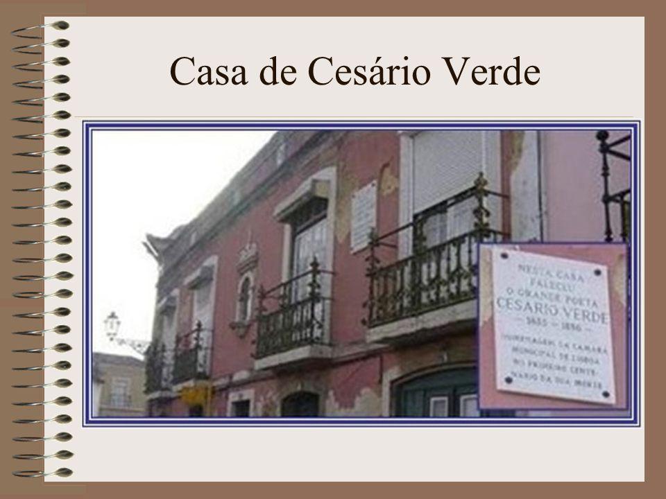 Casa de Cesário Verde