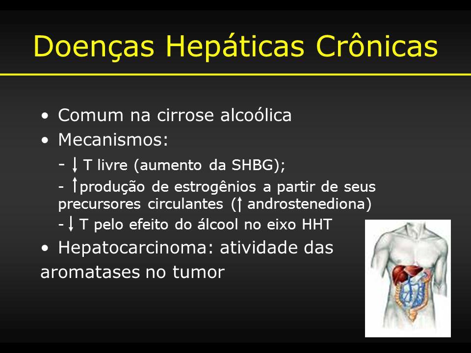 Doenças Hepáticas Crônicas