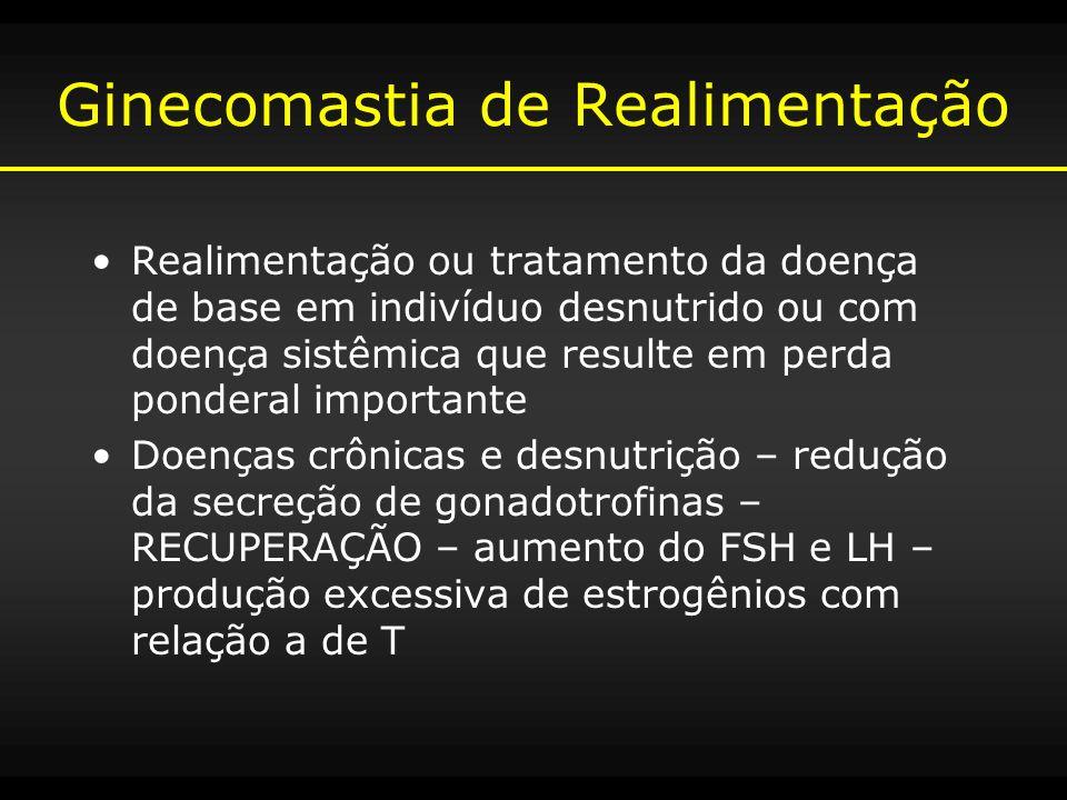 Ginecomastia de Realimentação