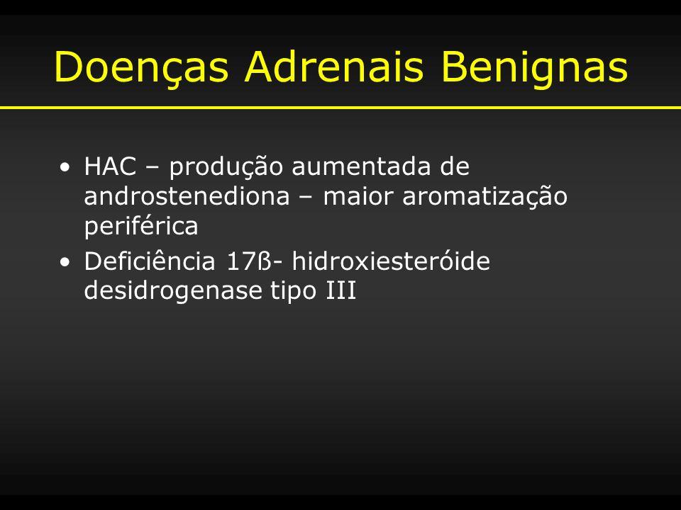 Doenças Adrenais Benignas