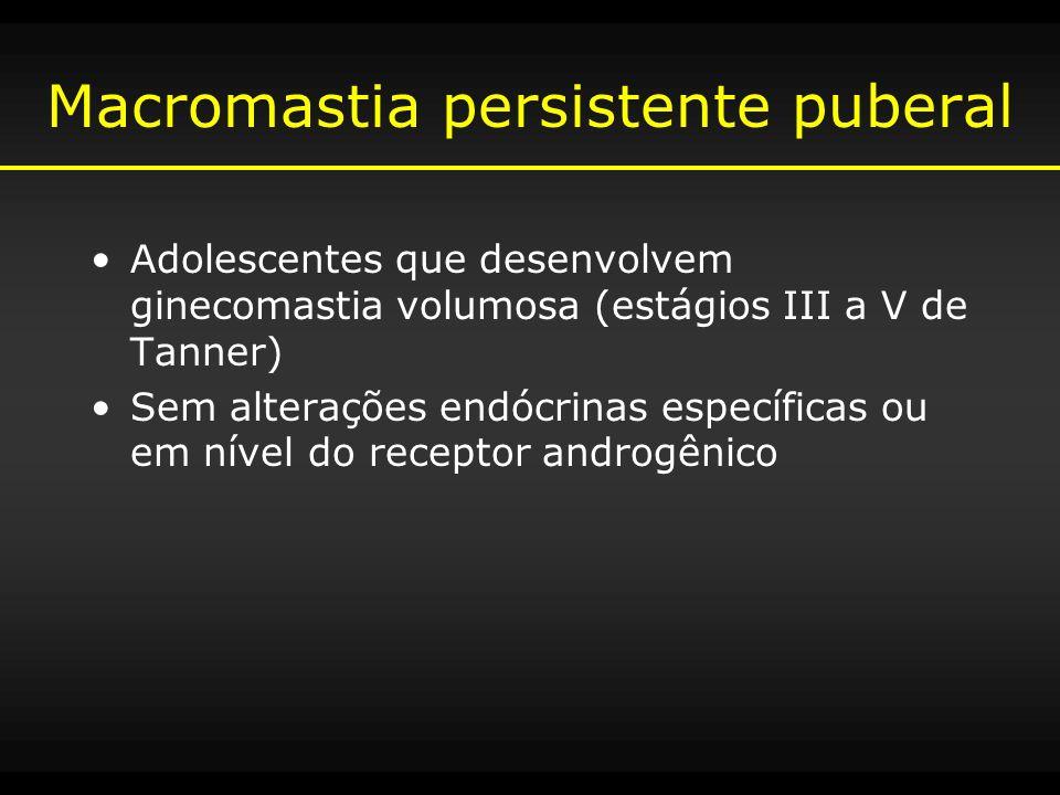 Macromastia persistente puberal