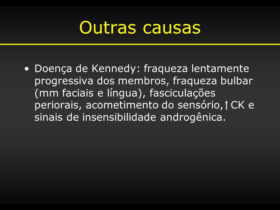 Outras causas