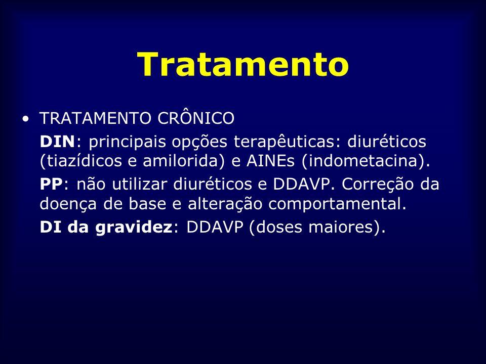 Tratamento TRATAMENTO CRÔNICO