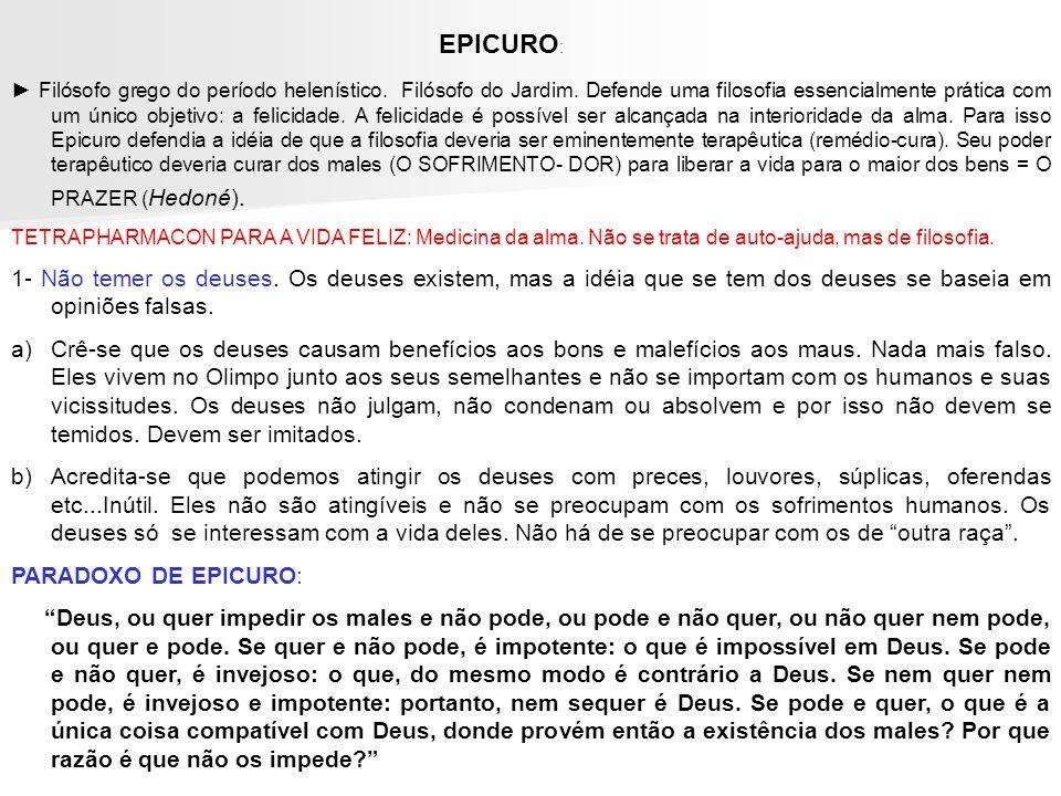 EPICURO: