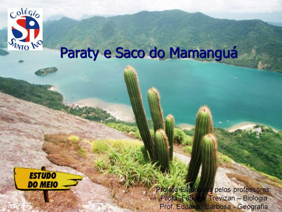 Paraty e Saco do Mamanguá