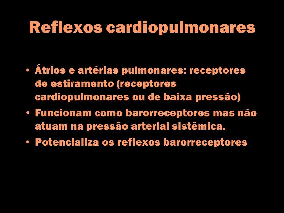 Reflexos cardiopulmonares