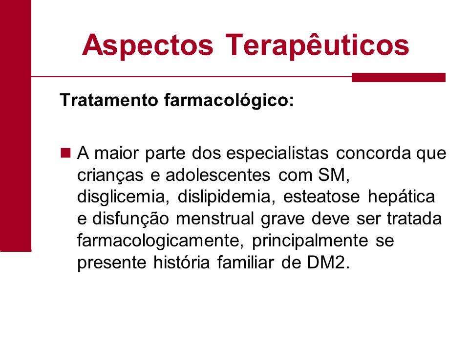 Aspectos Terapêuticos