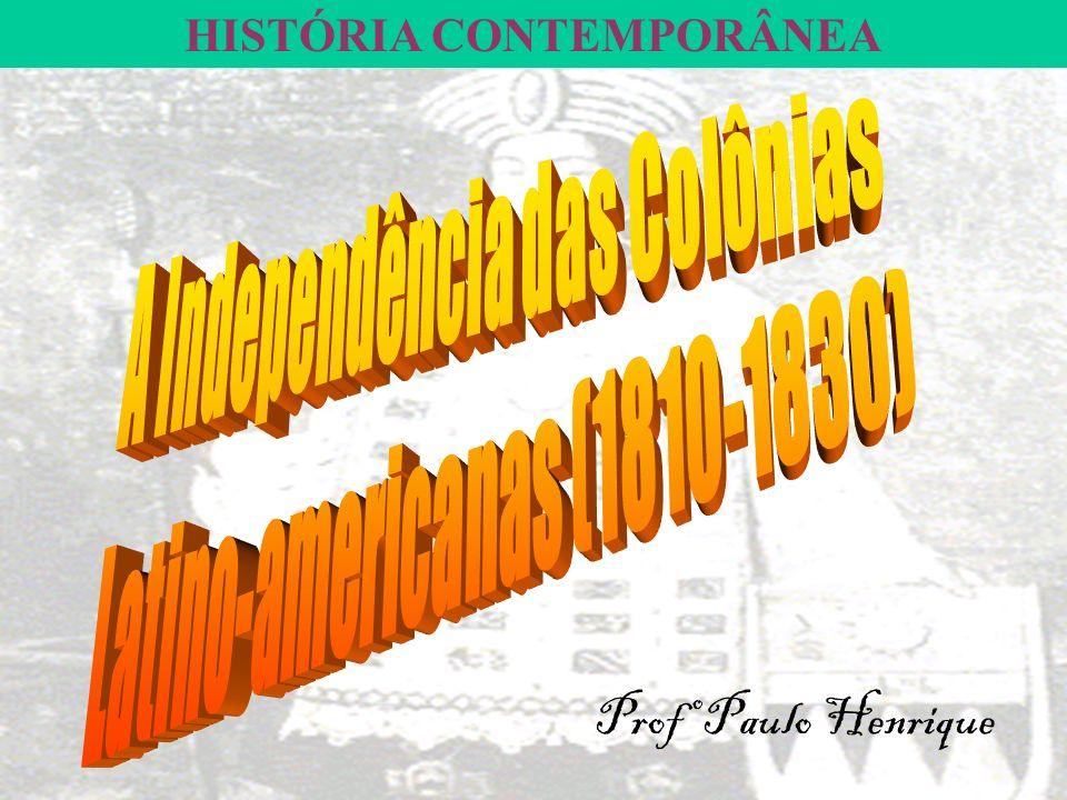 A Independência das Colônias Latino-americanas (1810-1830)