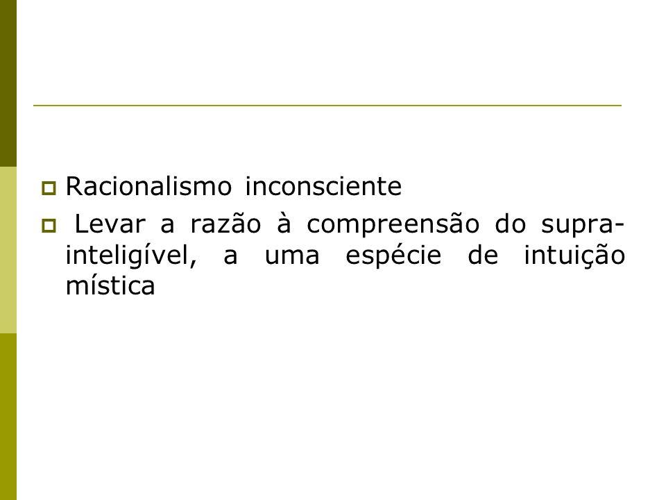 Racionalismo inconsciente