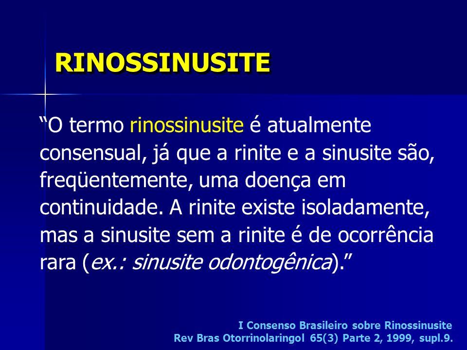 RINOSSINUSITE