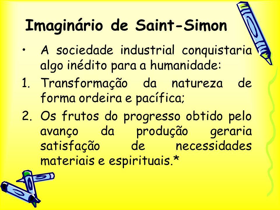 Imaginário de Saint-Simon