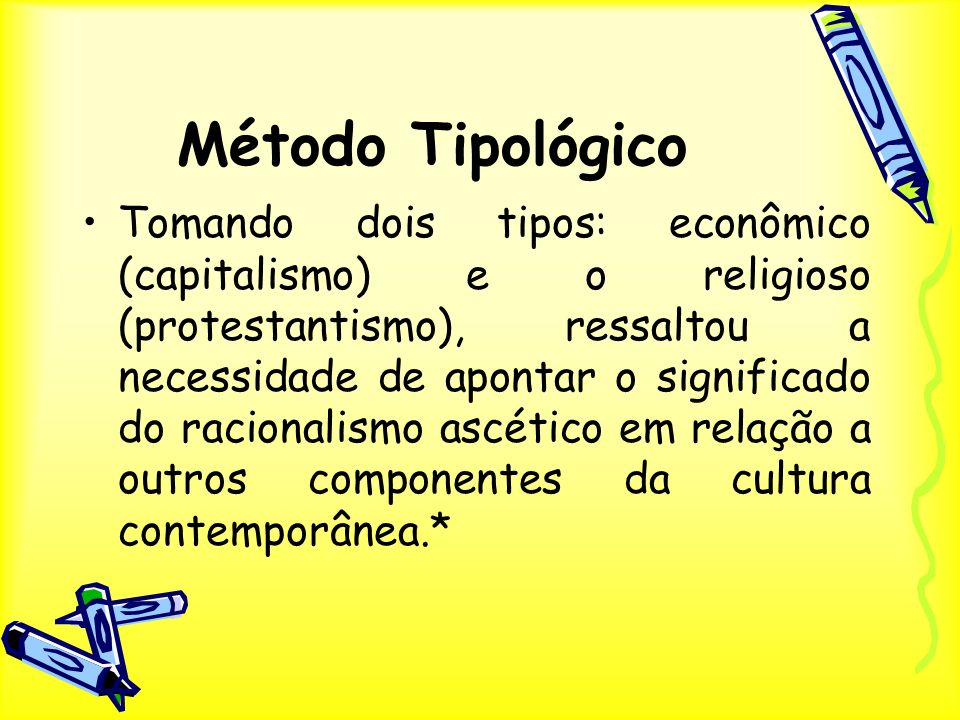 Método Tipológico