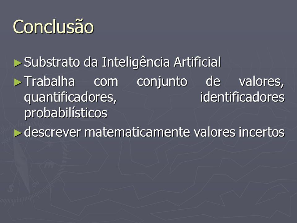 Conclusão Substrato da Inteligência Artificial
