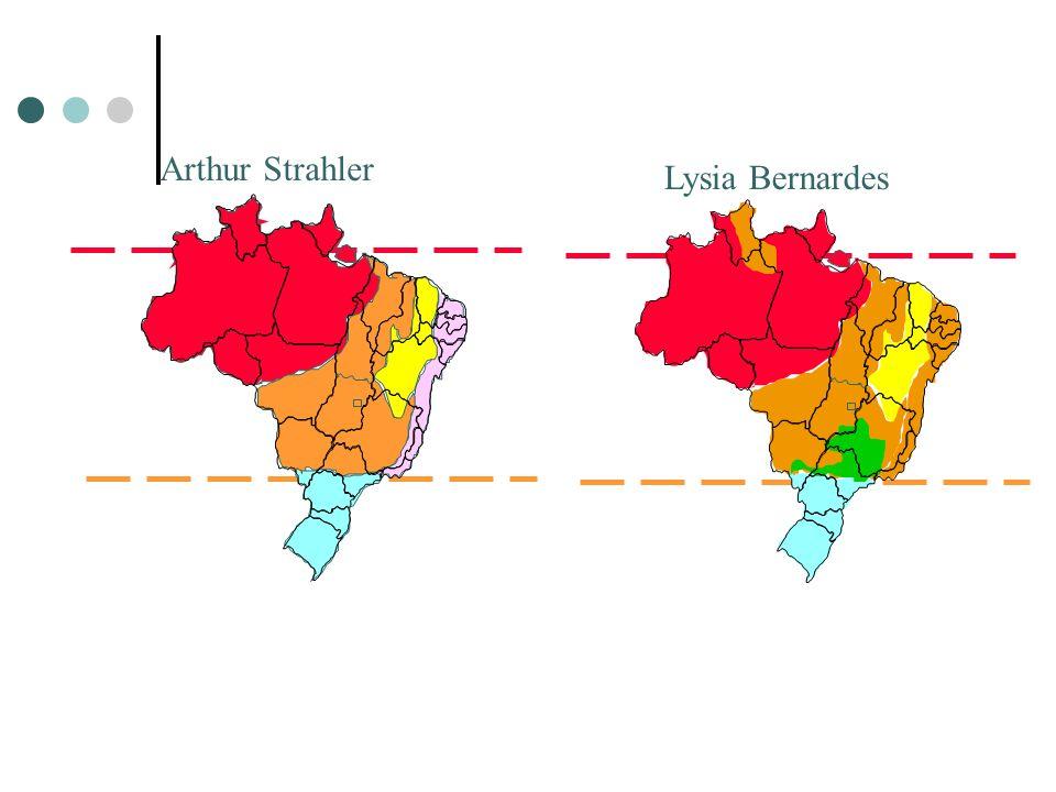 Arthur Strahler mEc Lysia Bernardes