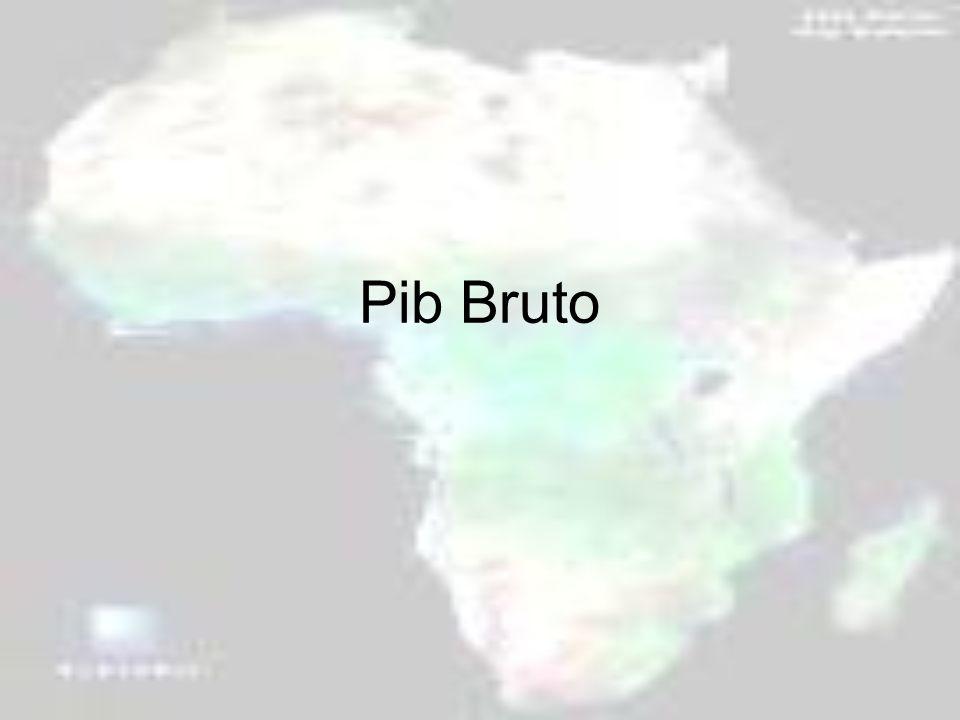Pib Bruto