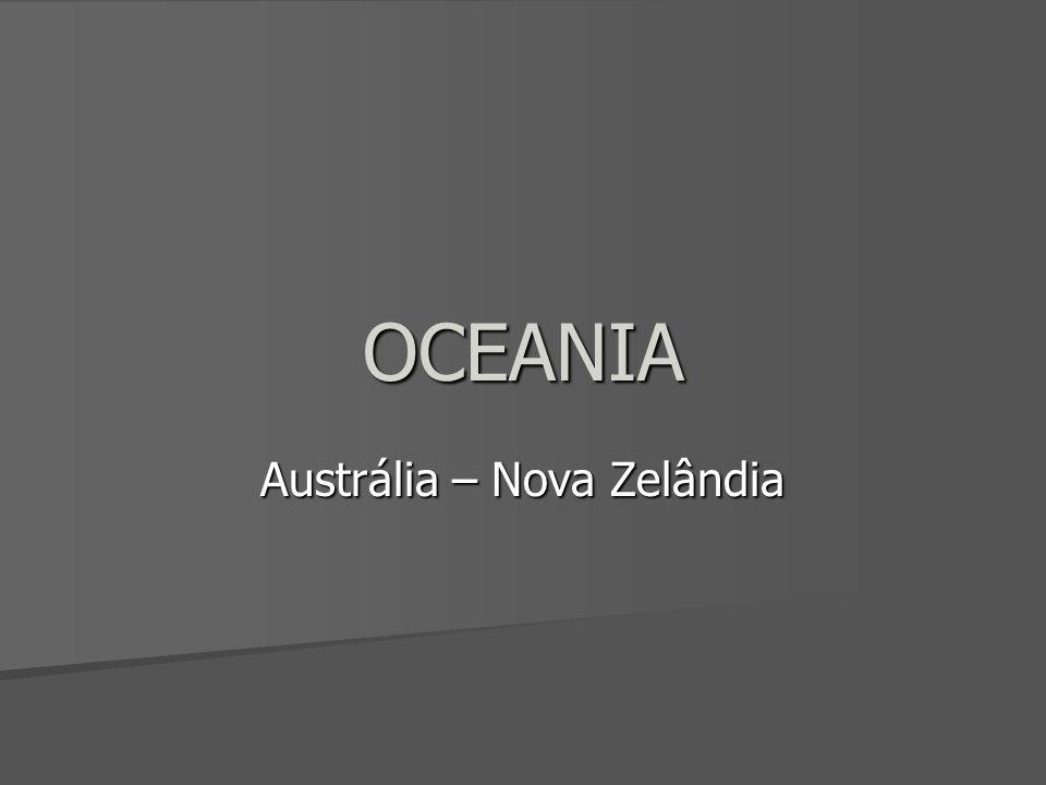 Austrália – Nova Zelândia