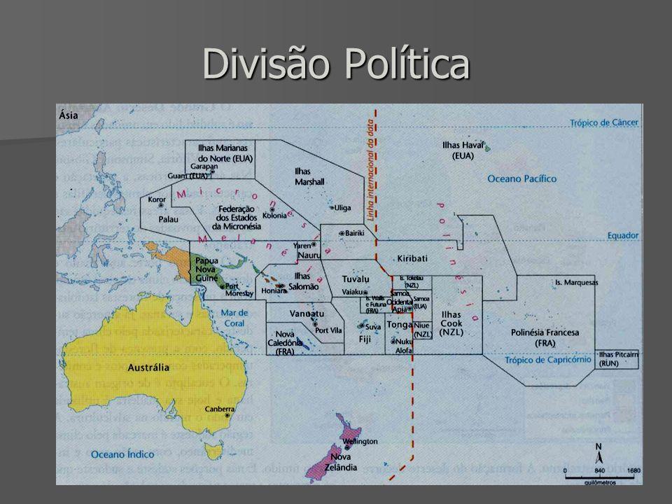 Divisão Política
