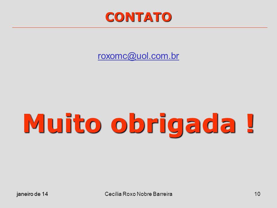 Cecília Roxo Nobre Barreira