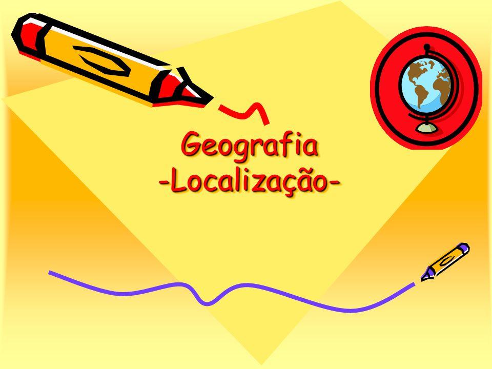 Geografia -Localização-