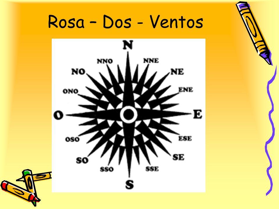 Rosa – Dos - Ventos