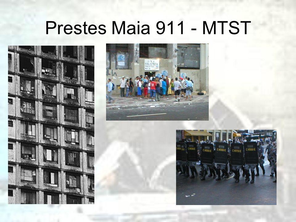 Prestes Maia 911 - MTST