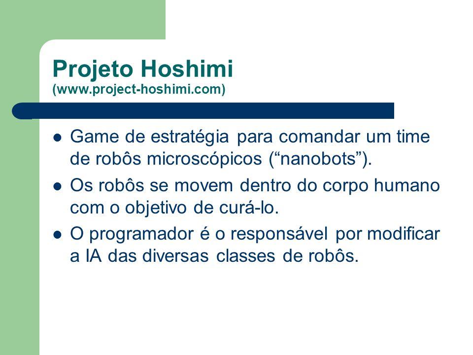 Projeto Hoshimi (www.project-hoshimi.com)