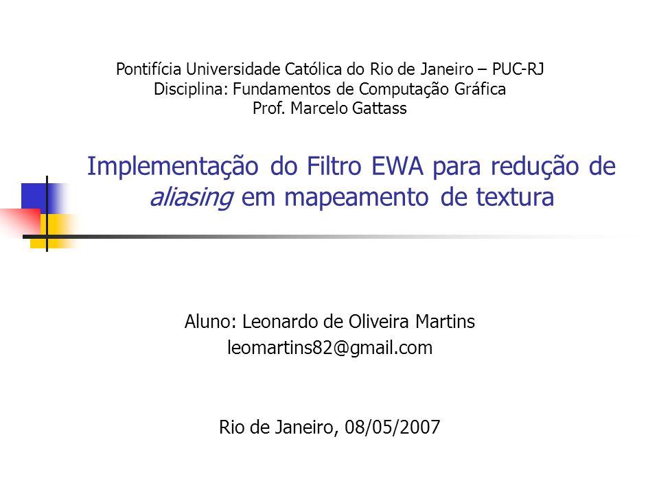 Pontifícia Universidade Católica do Rio de Janeiro – PUC-RJ