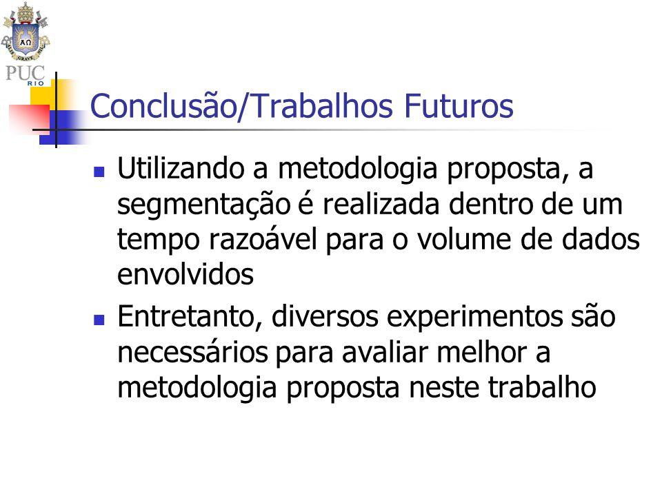 Conclusão/Trabalhos Futuros