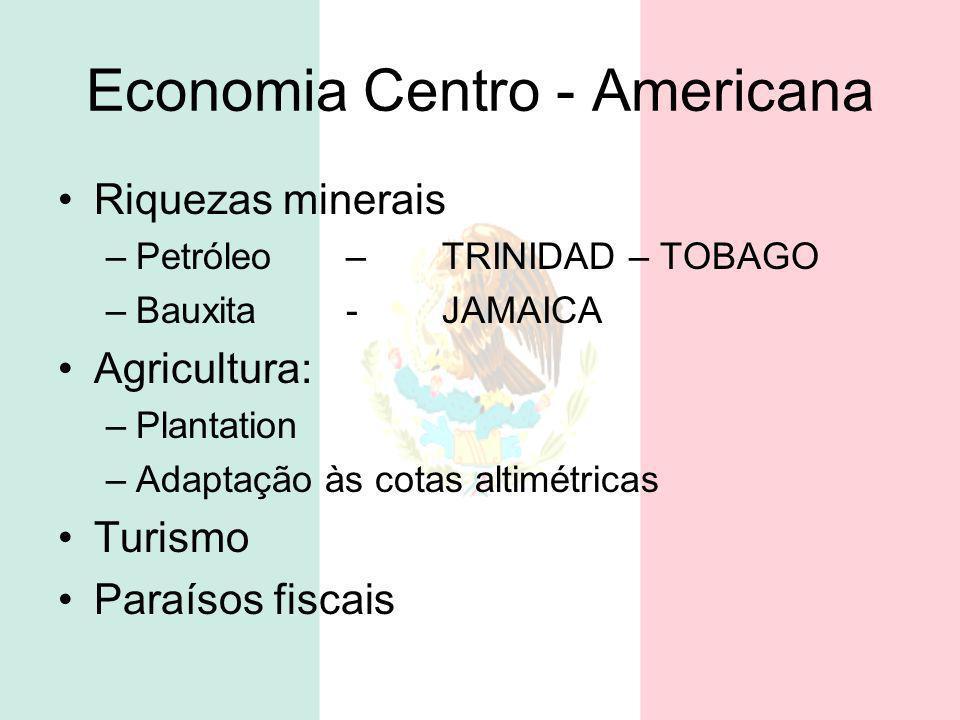 Economia Centro - Americana