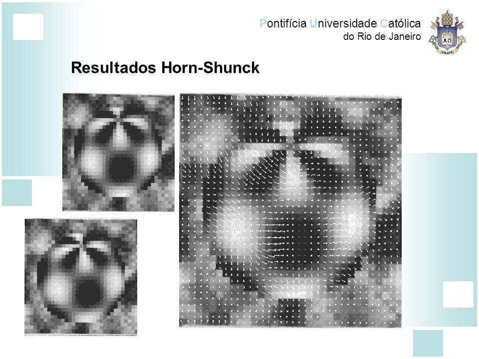 Resultados Horn-Shunck