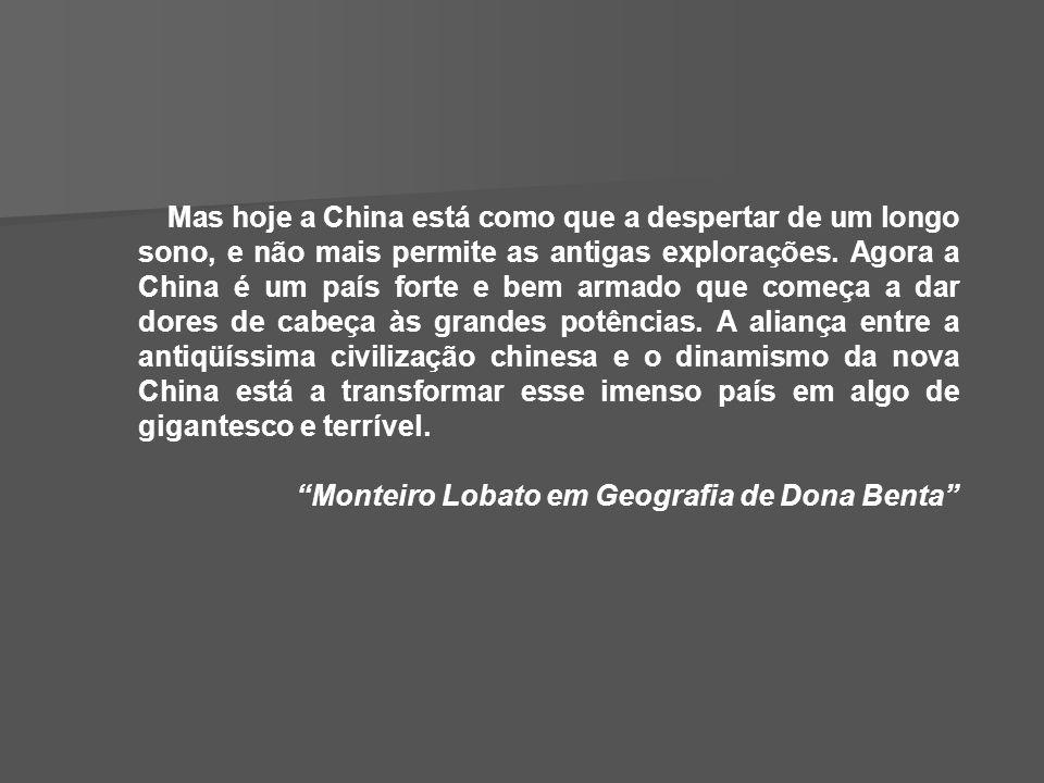 Monteiro Lobato em Geografia de Dona Benta